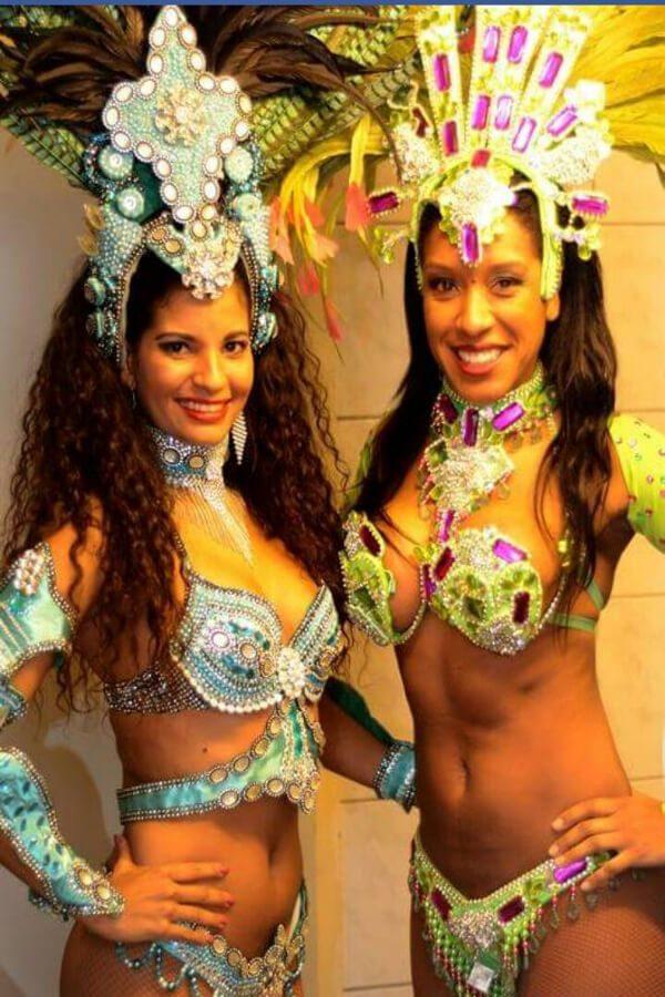 Samba-Show aus Hagen