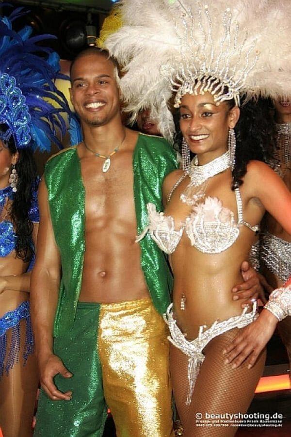 Brasilshows aus Düsseldorf buchen