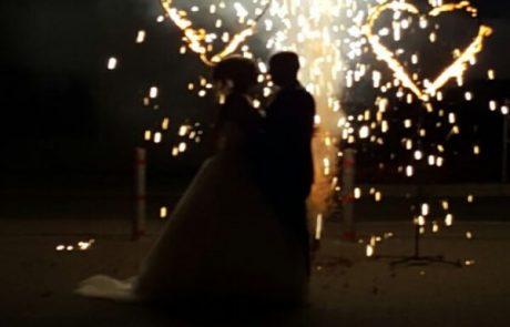 Feuerschlucker Hochzeit