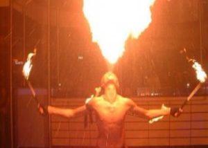 Feuershows Gelsenkirchen NRW