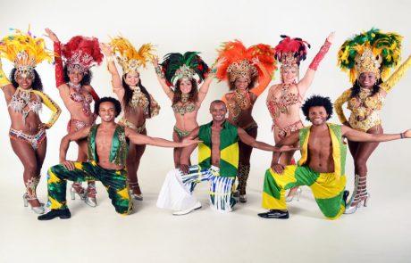 Samba Tänzerinnen aus NRW