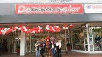 Firmeneröffnung-Clown